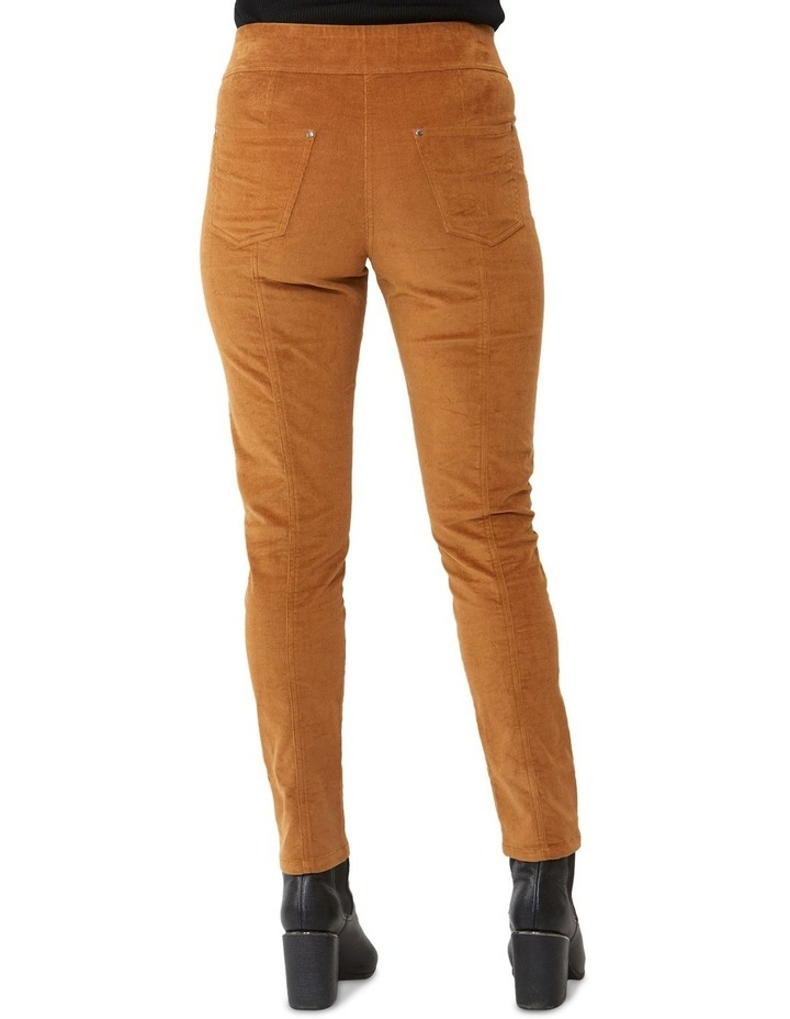 Pull On Corduroy Pant image 3