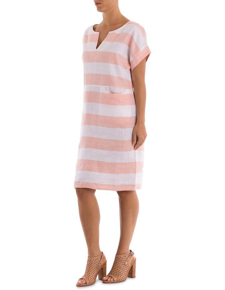 Block Stripe Dress image 3