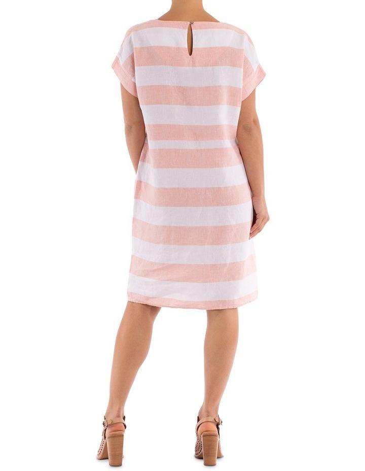 Block Stripe Dress image 4