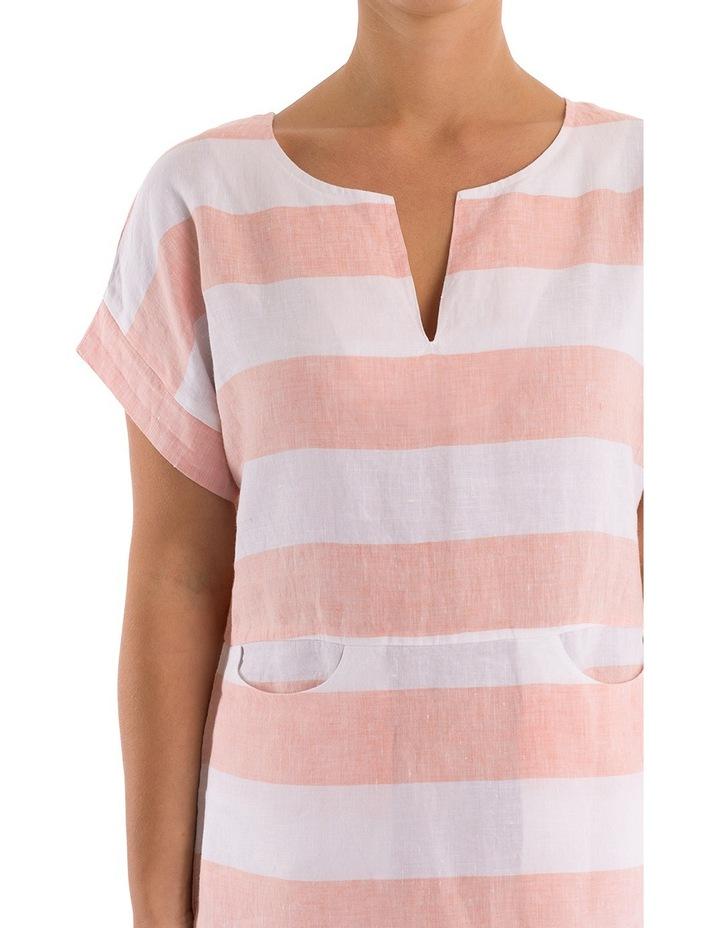 Block Stripe Dress image 5