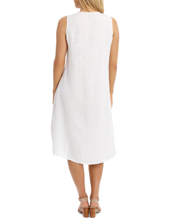 Sleeveless Crinkle Beach Dress image 3