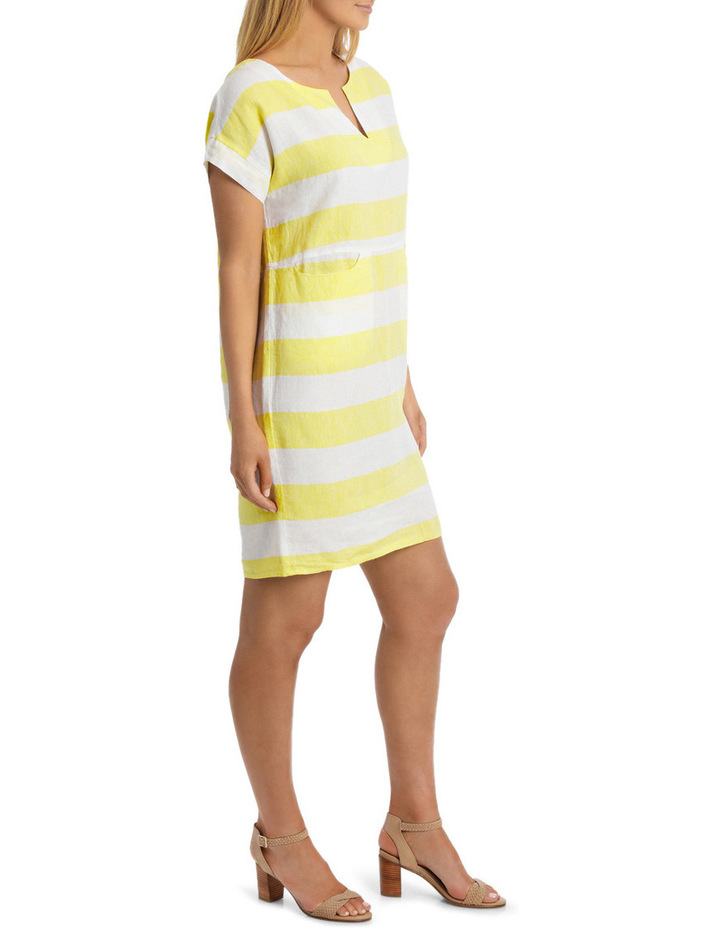 Block Stripe Dress image 2
