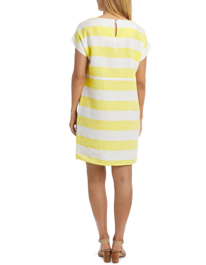 Block Stripe Dress image 3