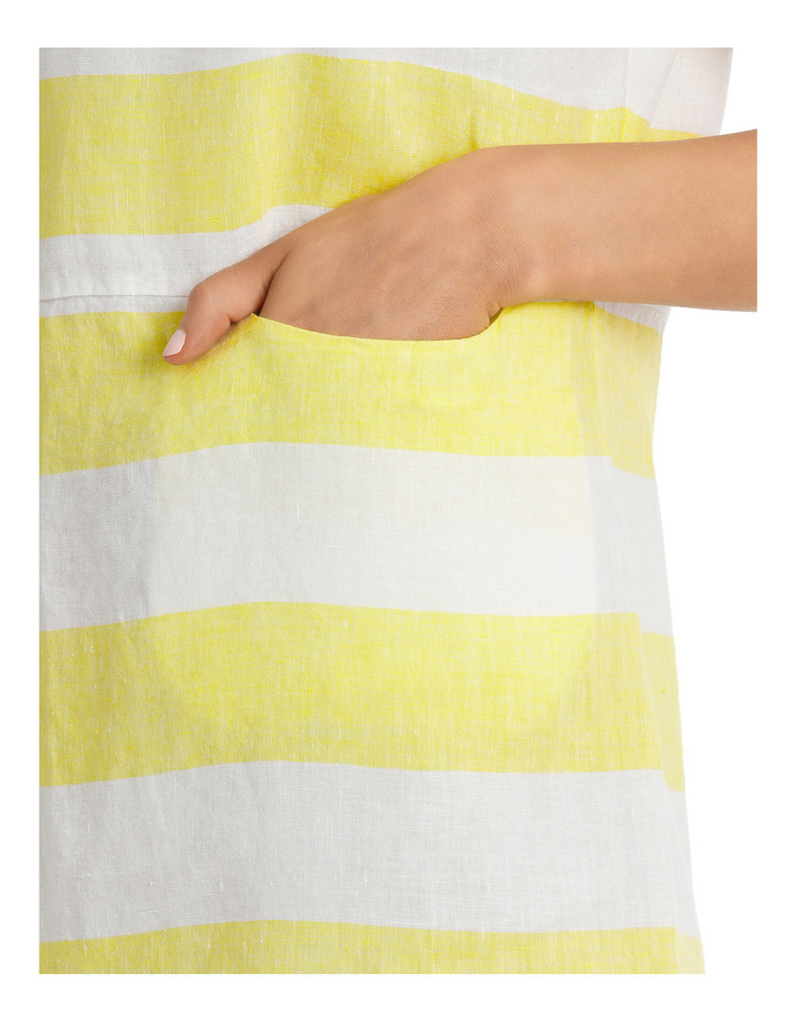 Block Stripe Dress image 4