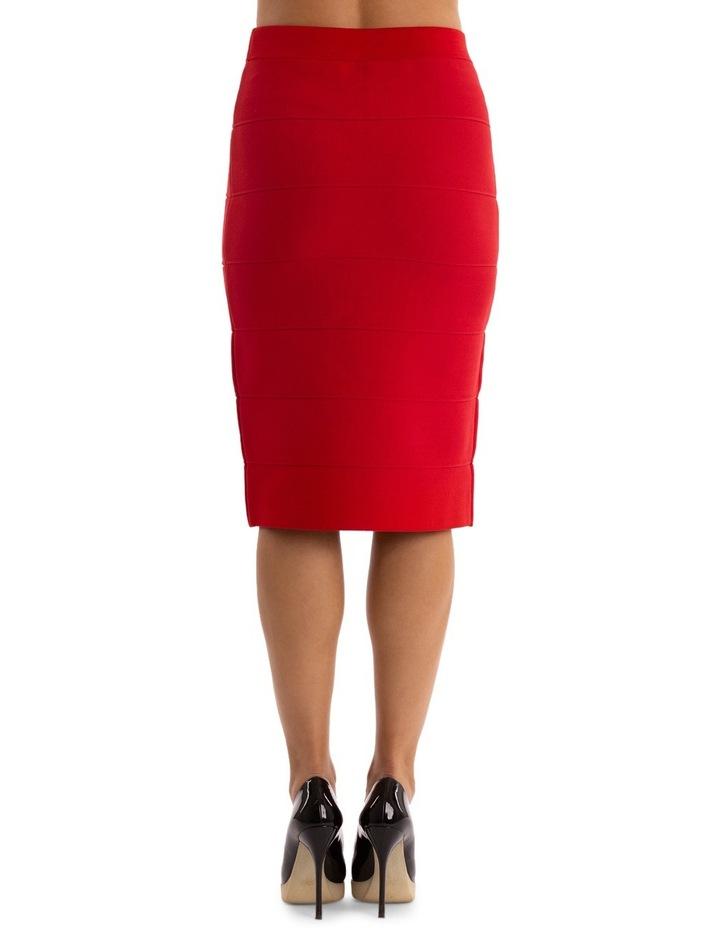 Bandage Pencil Skirt image 3