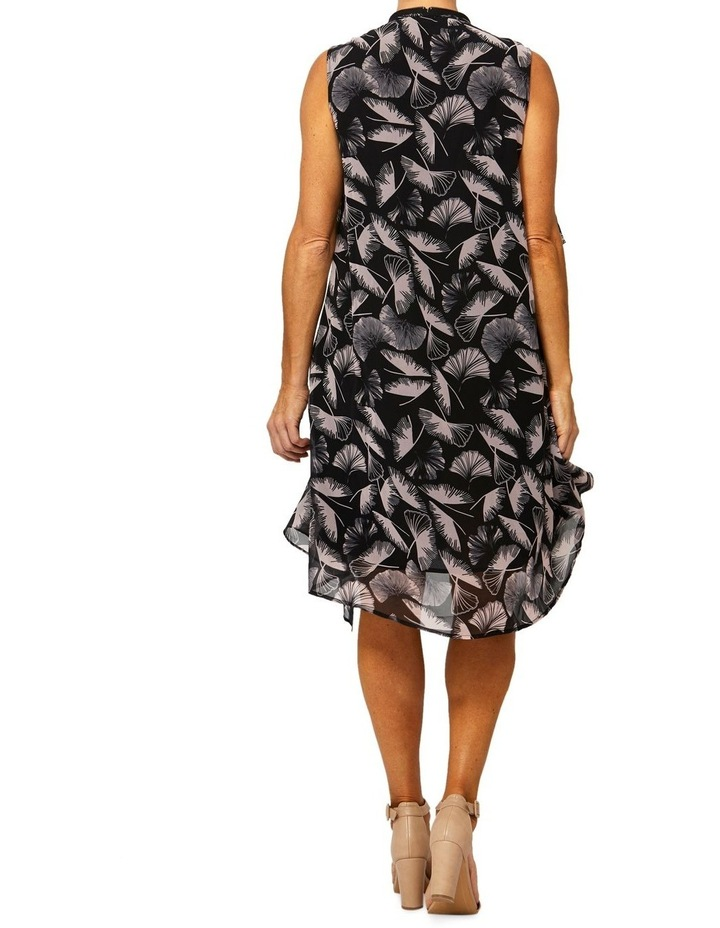 Sleeveless Kyoto Print Dress image 3