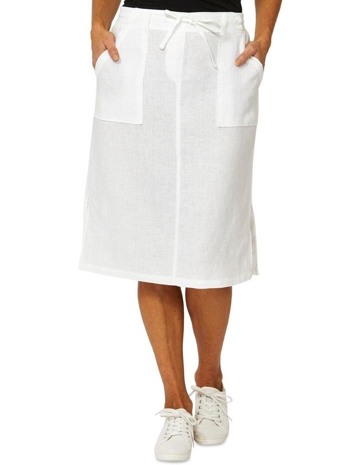 Linen Skirt image 1