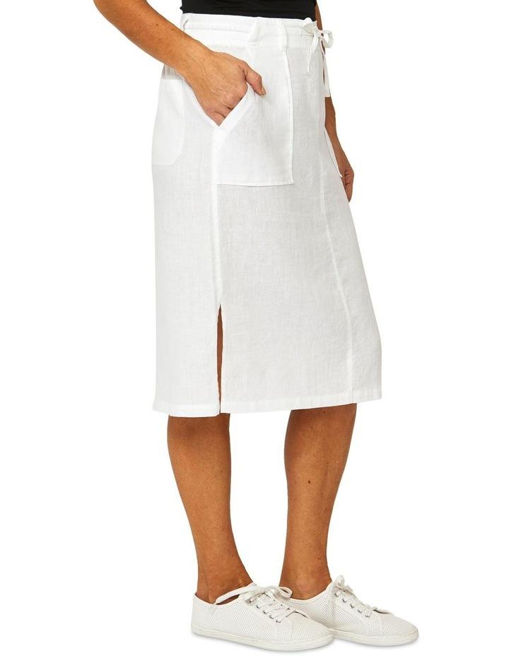 Linen Skirt image 2