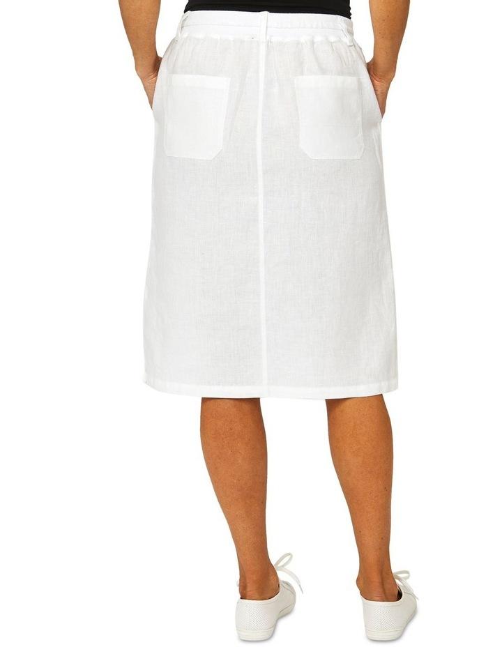 Linen Skirt image 3
