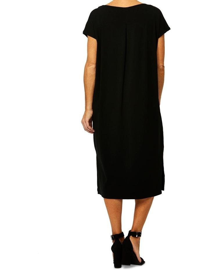 Geo Sequin Shift Dress image 3