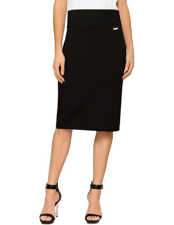 Modern Essential Ponte Skirt image 1