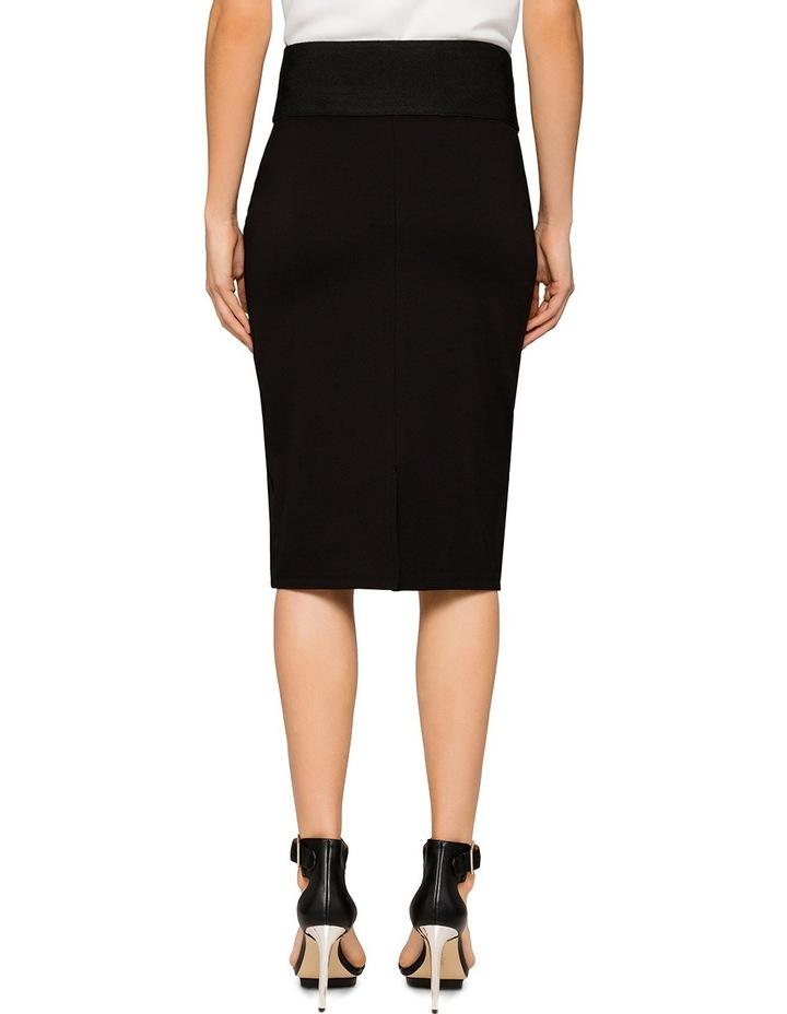 Modern Essential Ponte Skirt image 2