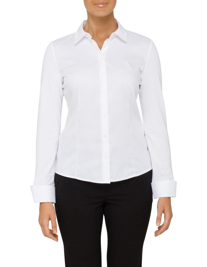 Long Sleeve Blouse image 1
