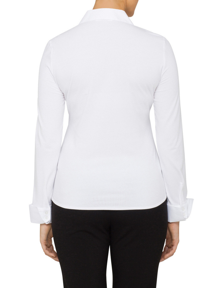 Long Sleeve Blouse image 2