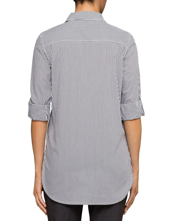 Long Sleeve Striped Shirt image 2