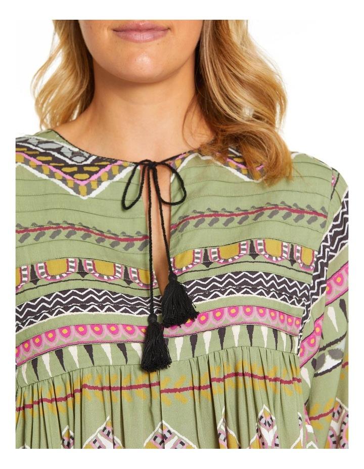 Long Sleeve Tuck Detail Shirt Jkt image 4