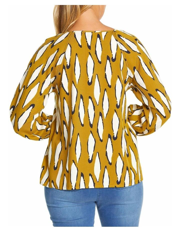 Long Sleeve Contrast Stitch Shirt image 3