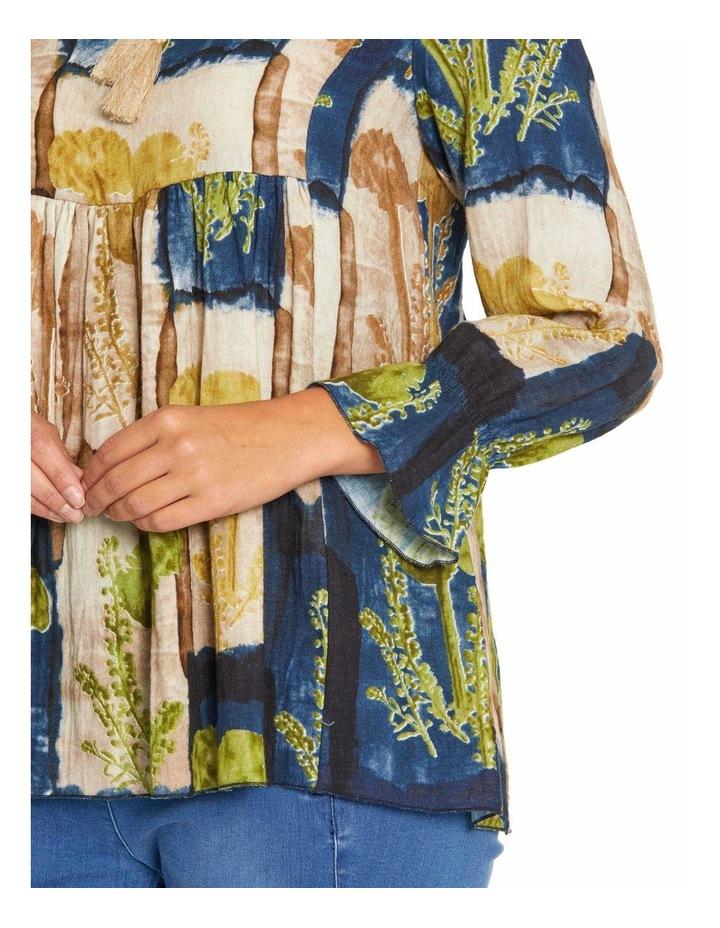 Long Sleeve Gathered Detail Shirt image 5