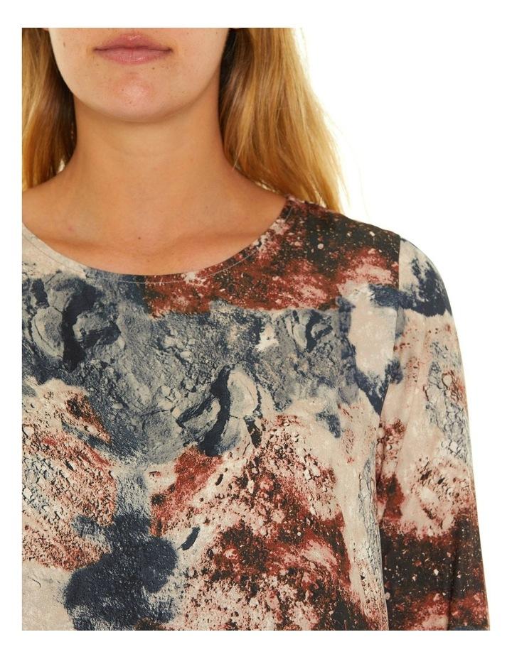 Long Sleeve Dart Front Shirt image 4