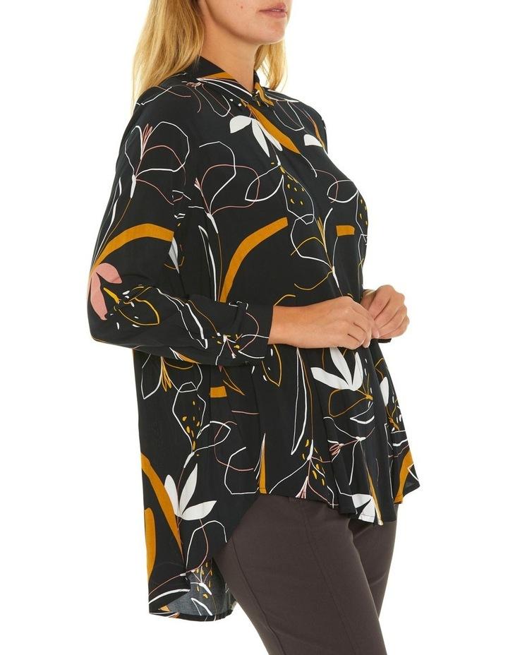 Long Sleeve Longline Shirt image 2