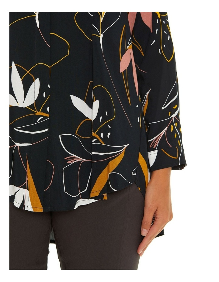 Long Sleeve Longline Shirt image 4