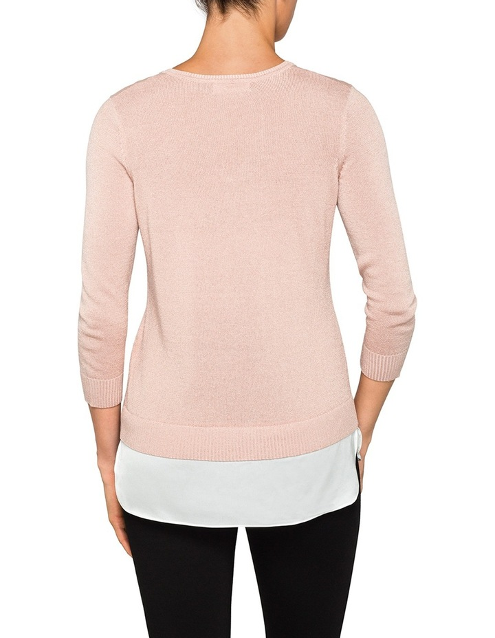 Long Sleeve Knit Top image 2