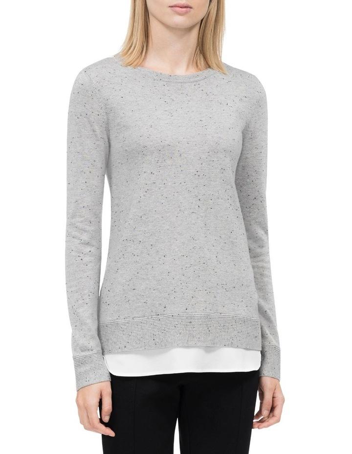 Crewneck Pullover Sweater image 1