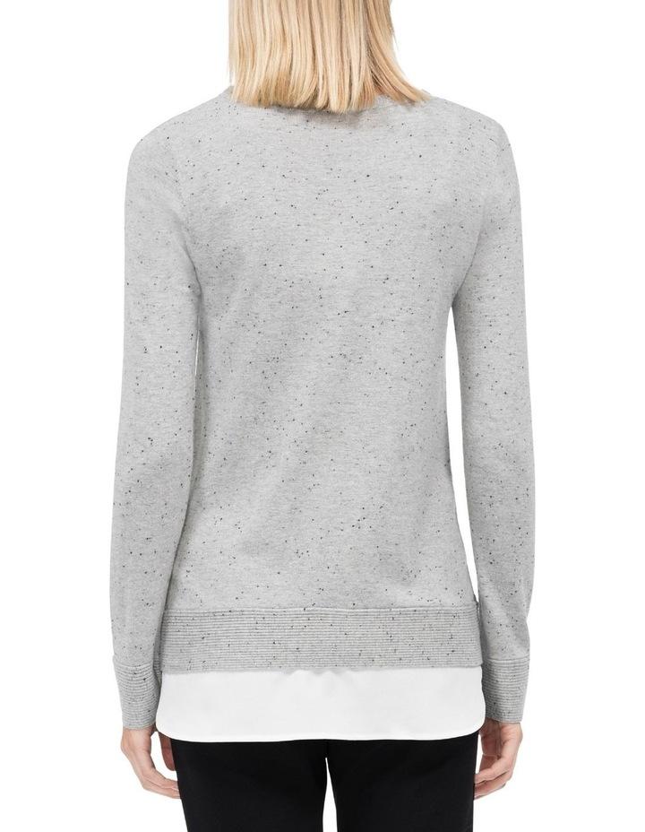 Crewneck Pullover Sweater image 2