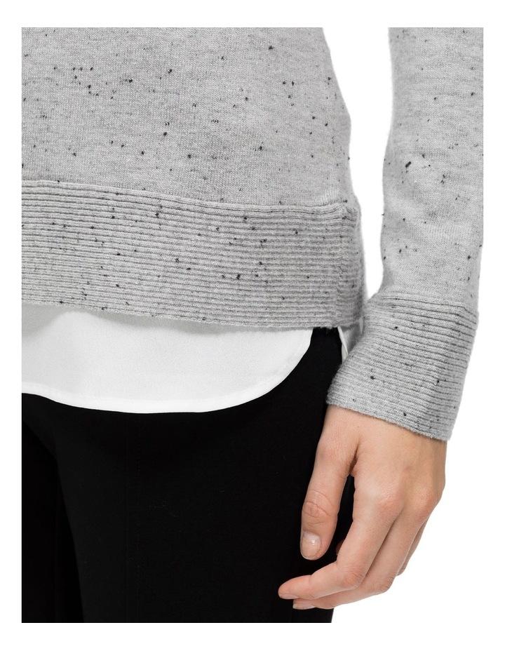 Crewneck Pullover Sweater image 3