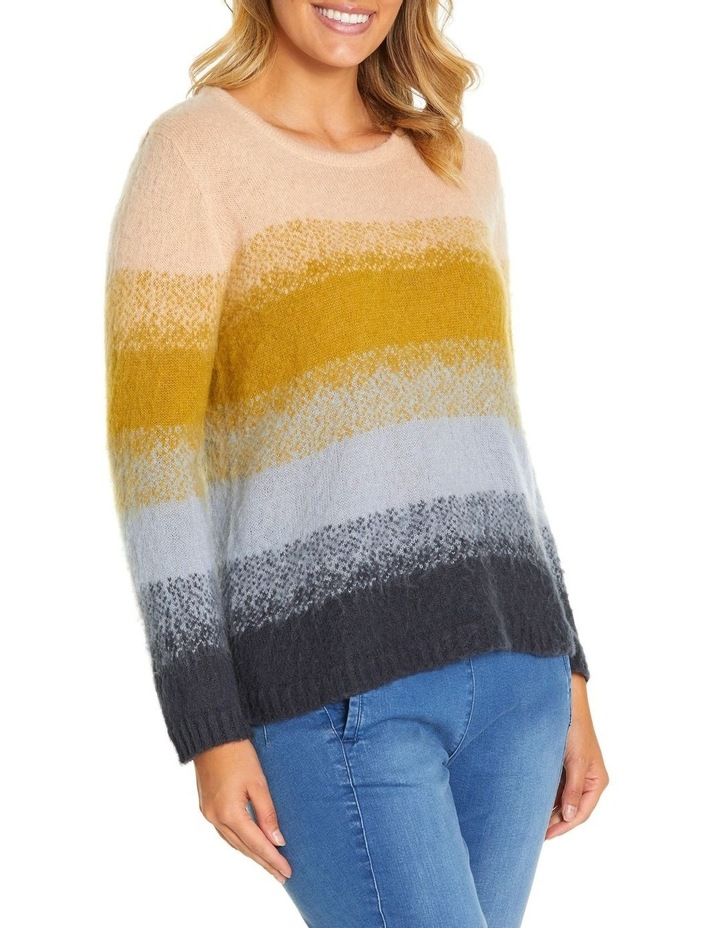 Long Sleeve Gradient Sweater image 2
