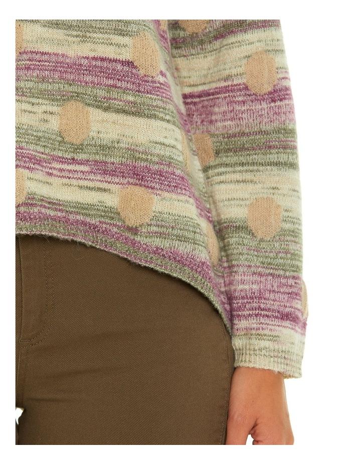 Long Sleeve Spot Sweater image 4