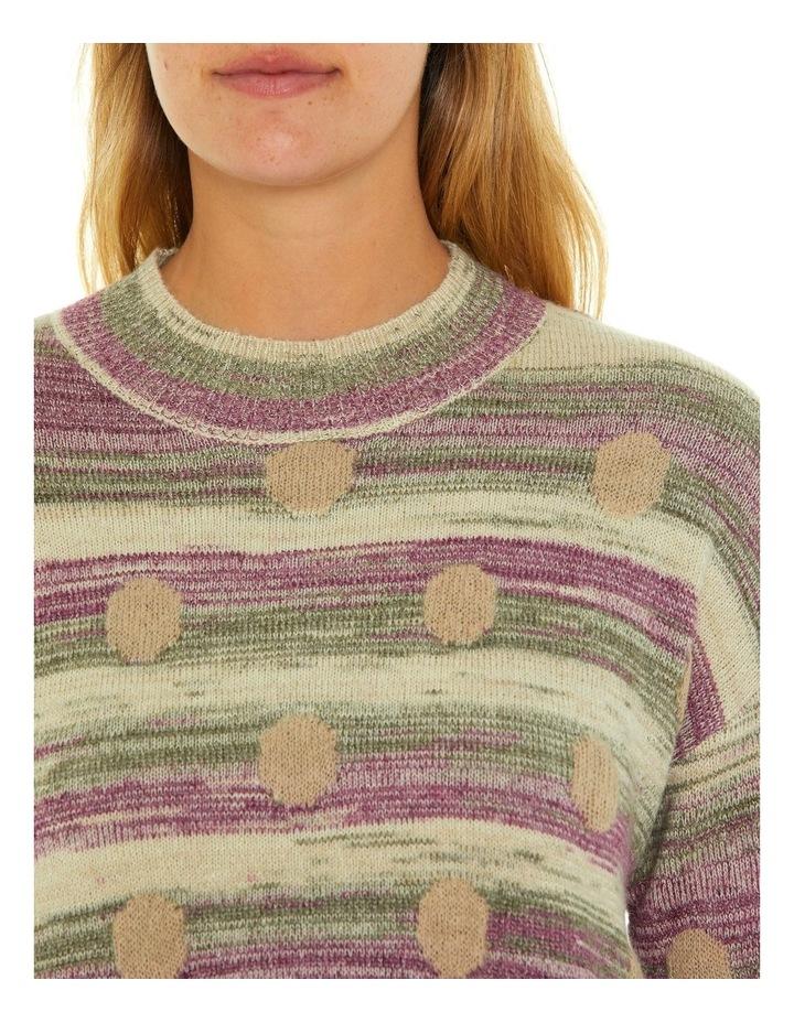 Long Sleeve Spot Sweater image 5