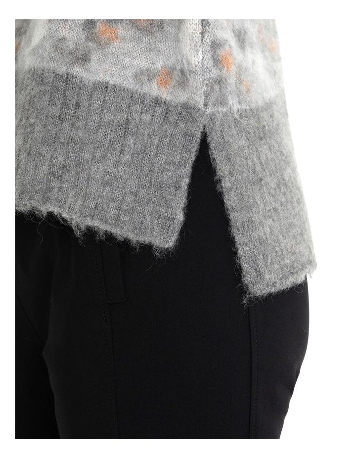 Long Sleeve Animal Sweater image 4
