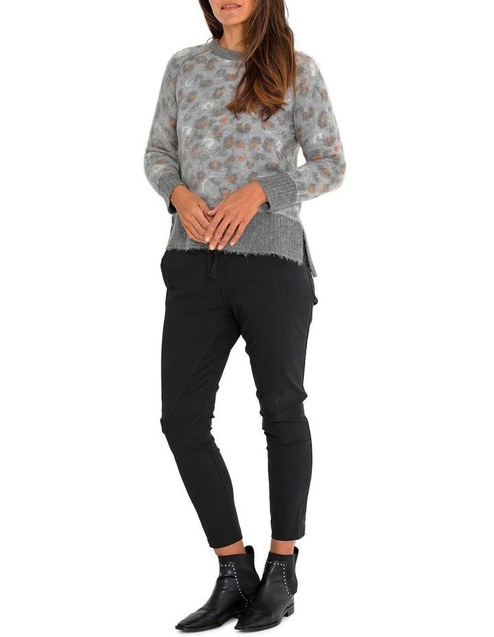 Long Sleeve Animal Sweater image 5