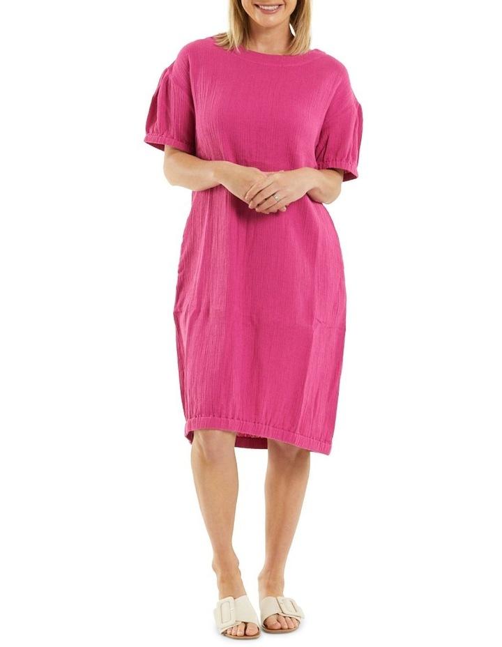 Elbow Drape Dress image 1