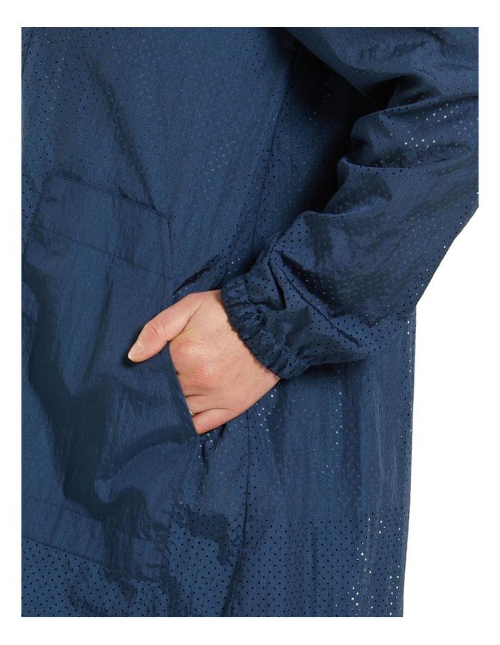 Long Sleeve Perforated Jacket image 4