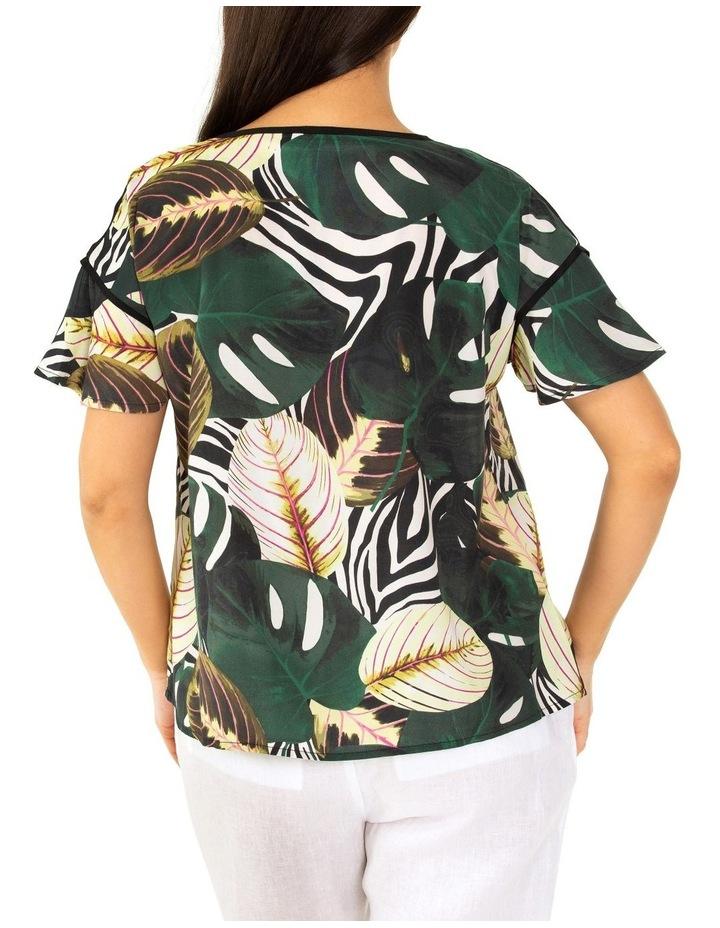 Short Sleeve Tropics Blouse Urban Tropics image 2