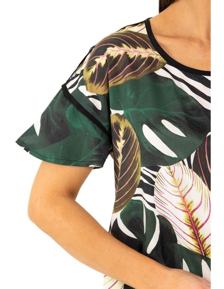 Short Sleeve Tropics Blouse Urban Tropics image 4