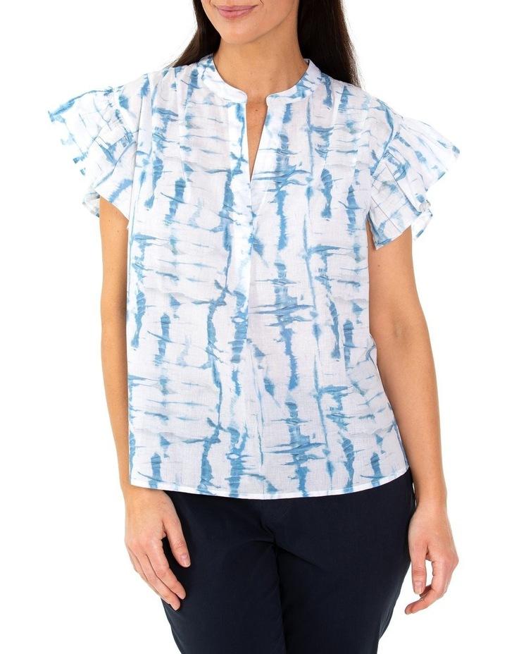 Cap Sleeve Mirage Shirt Atlantic Mirage image 1
