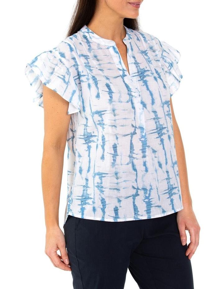 Cap Sleeve Mirage Shirt Atlantic Mirage image 3