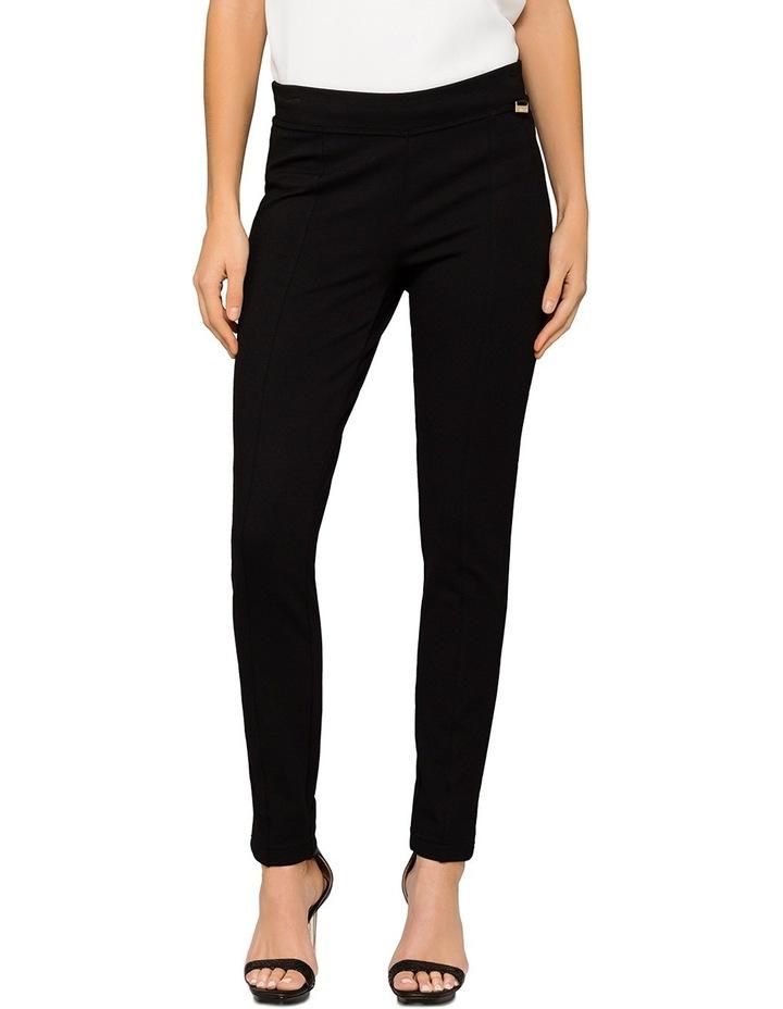 Modern Essential Slim Fit Ponte Trouser image 1