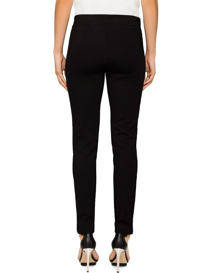 Modern Essential Slim Fit Ponte Trouser image 2