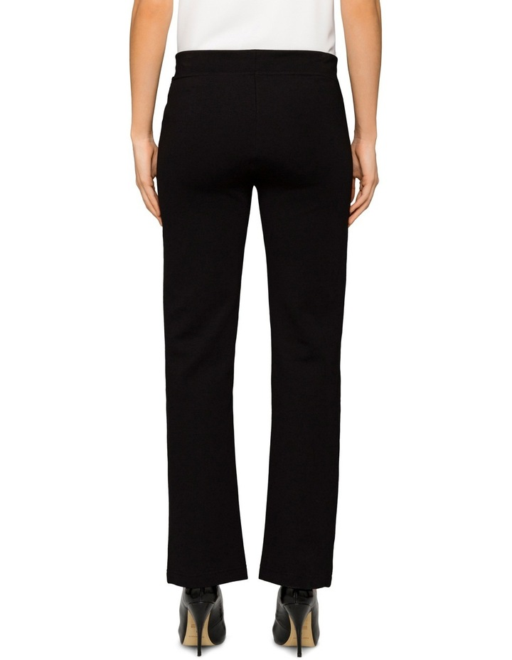 Modern Essential Wide Leg Ponte Trouser image 2