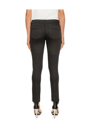 Calvin Klein White - Modern Essentials 4 Pocket Cotton Stretch Trouser