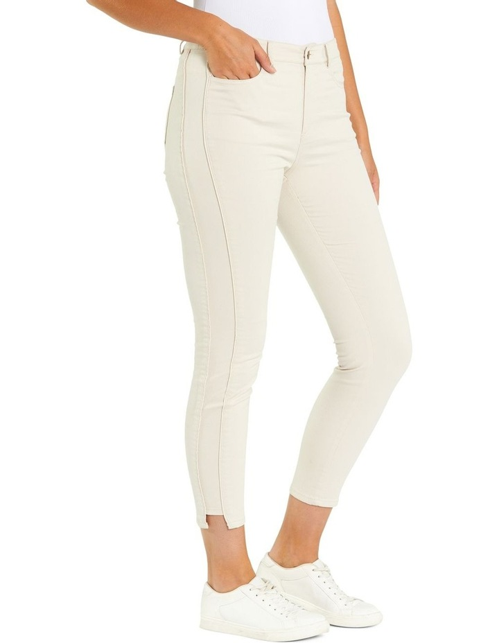 Full Legnth Panelled Pant image 2