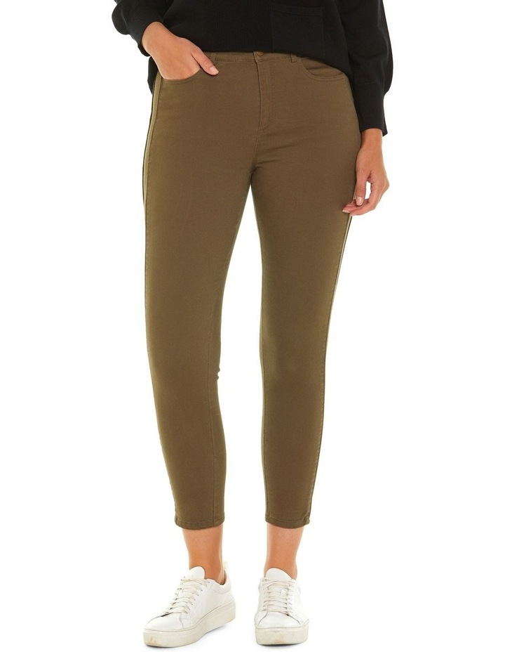 Full Legnth Panelled Pant image 1