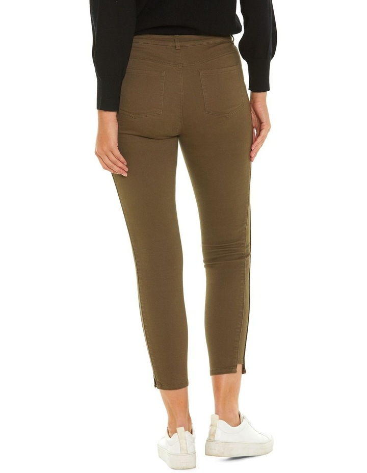 Full Legnth Panelled Pant image 3
