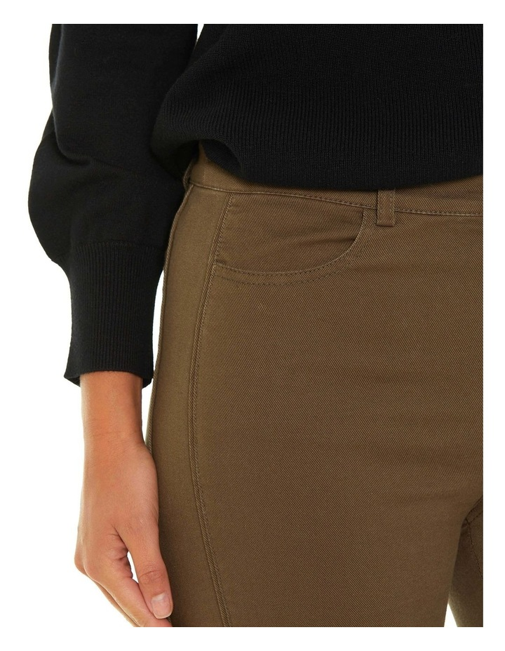 Full Legnth Panelled Pant image 4