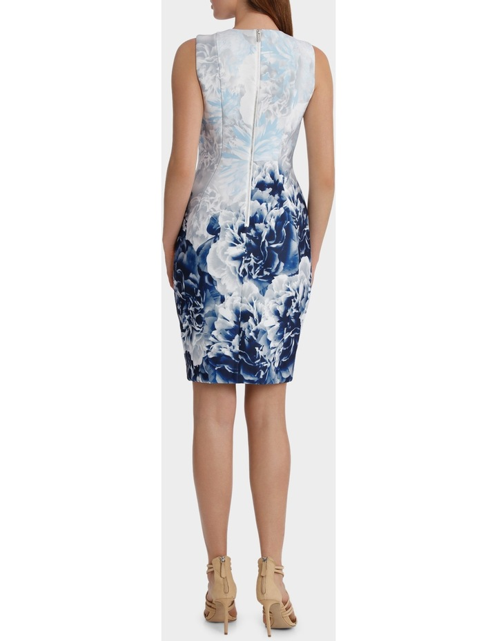 Printed Scuba Dress image 3