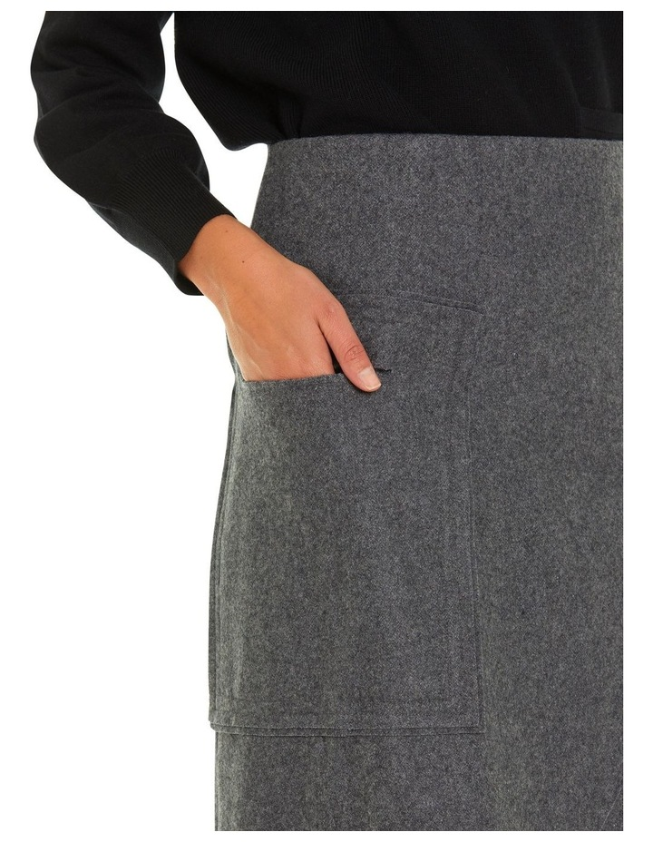 Wrap Overskirt image 4